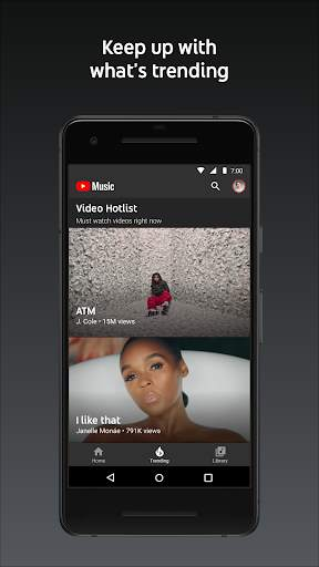 YouTube Music - Stream Songs & Music Videos screenshot 4