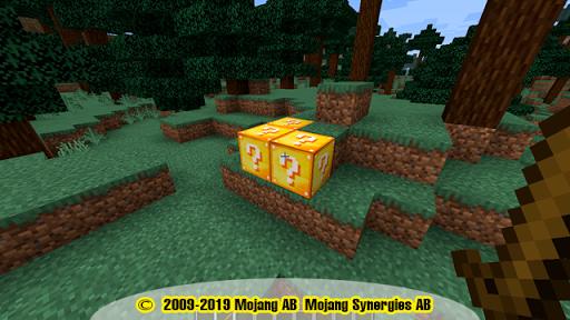 Lucky blocks for minecraft screenshot 1