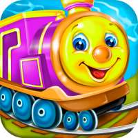 إشارات السكك الحديدية، ومعبر. on 9Apps