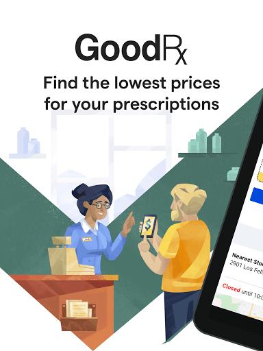 GoodRx: Prescription Drugs Discounts & Coupons App 9 تصوير الشاشة