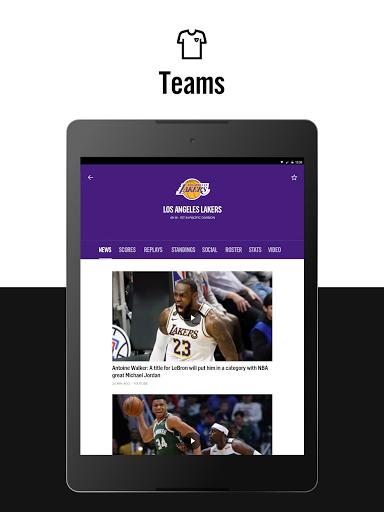 FOX Sports: Latest Stories, Scores & Events 11 تصوير الشاشة
