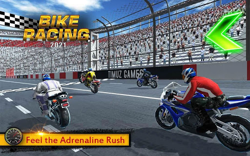 Bike Racing - 2021 Extreme Tricks Stunt Rider screenshot 24