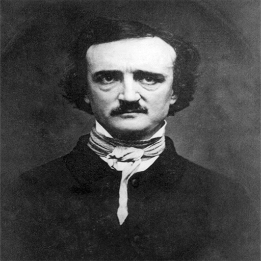 Edgar Allan Poe cuentos poesía icon