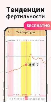 Женский Календарь screenshot 7