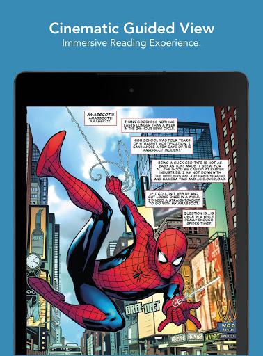 Comics 12 تصوير الشاشة