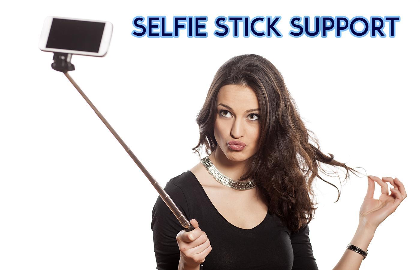 Selfie HD Camera Booth Free screenshot 4