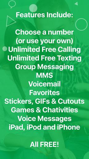 textPlus: Free Text & Calls screenshot 5