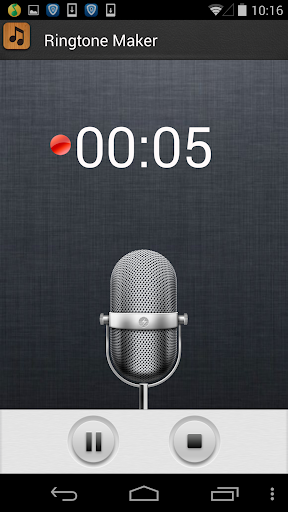 Ringtone Maker - MP3 Cutter 3 تصوير الشاشة