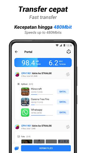 SHAREit Lite - Share & File Transfer App, Share it screenshot 2