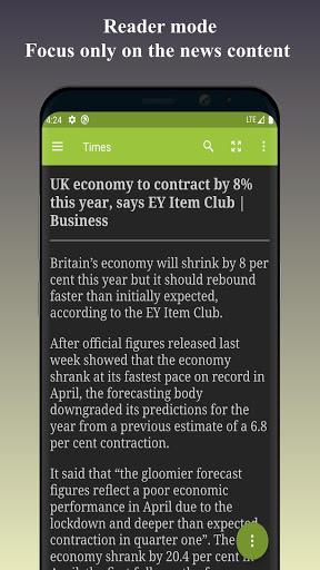 World Newspapers – Local News & International News screenshot 3