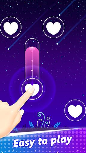 Magic Piano Pink Tiles - Music Game 2 تصوير الشاشة