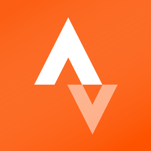 Strava: Track Running, Cycling & Swimming icon