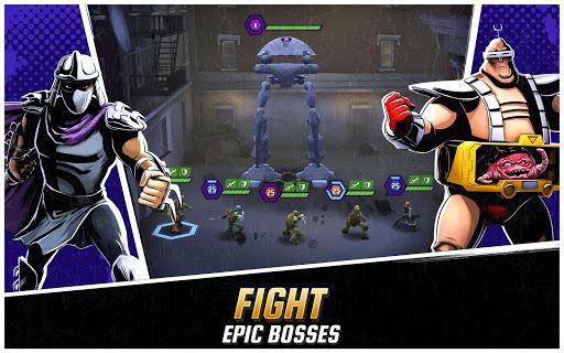 Ninja Turtles: Legends 9 تصوير الشاشة