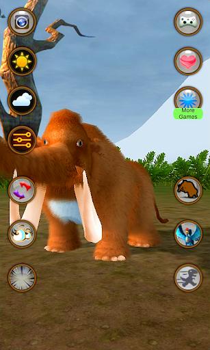 Talking Mammoth screenshot 1