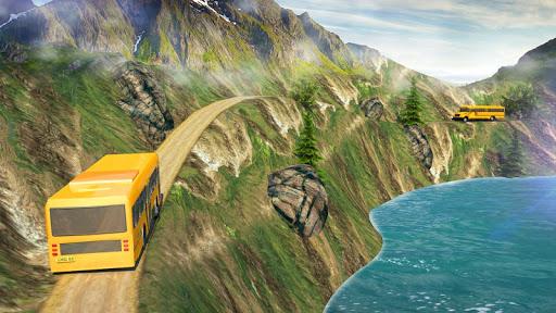 School Bus: Up Hill Driving screenshot 4