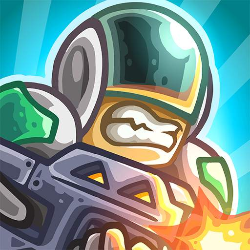 Iron Marines: RTS Offline Real Time Strategy Game on 9Apps