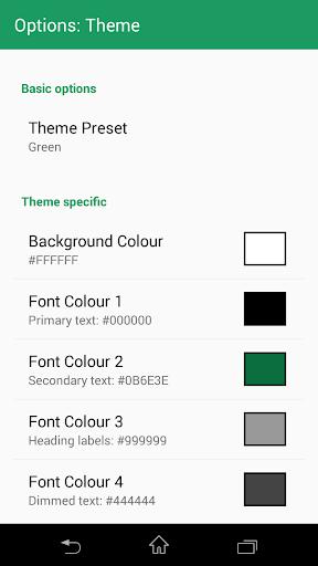 Colour Viewer screenshot 8