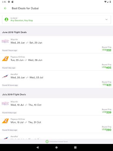 Wego Flights, Hotels, Travel Deals Booking App screenshot 22