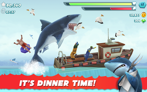 Hungry Shark Evolution screenshot 9