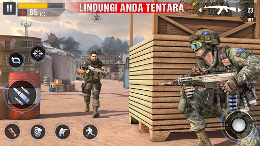 Game menembak offline terbaik - game petualangan screenshot 5