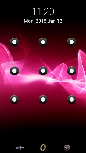 Lock screen screenshot 1