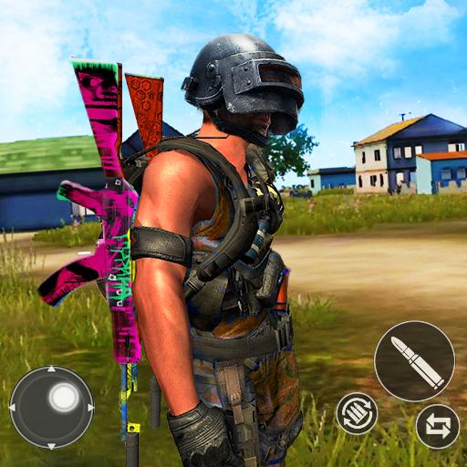 Gun Strike: FPS Strike Mission- Fun Shooting Game icon