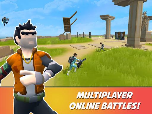 Rocket Royale screenshot 4