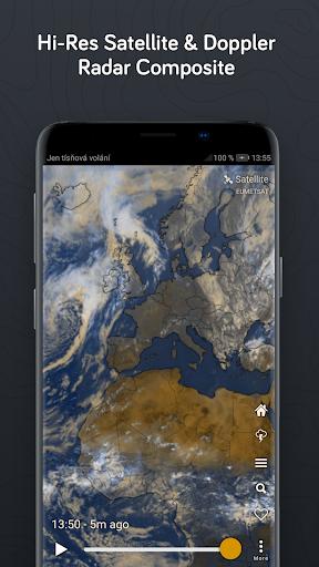 Windy.com: pronóstico de vientos, olas y huracanes screenshot 3