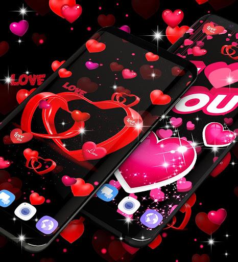 Love live wallpaper 2 تصوير الشاشة