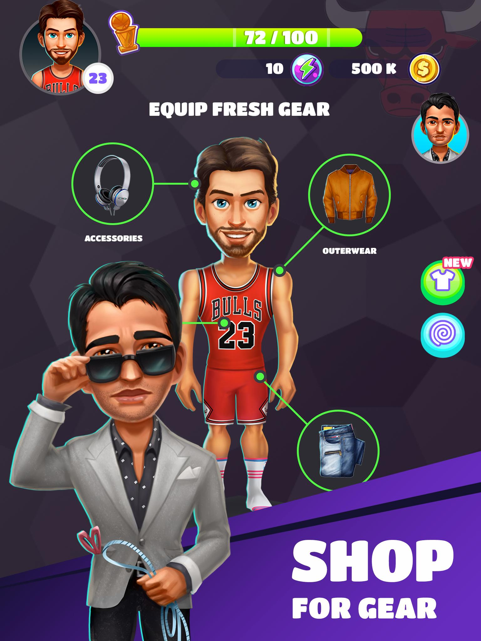 NBA Life 14 تصوير الشاشة