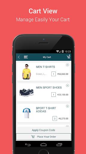 Niftyapp - Magento Mobile App screenshot 7