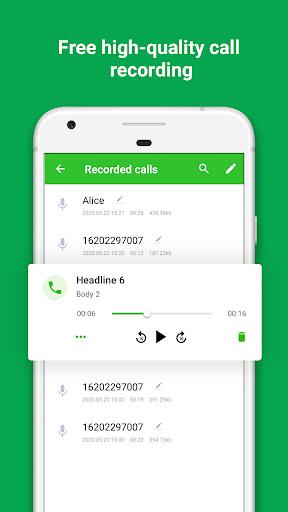 Free Call : Call Free  & Free Text screenshot 7