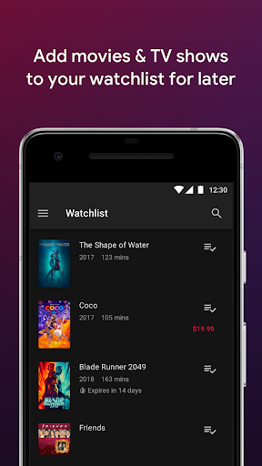 Google Play Movies & TV screenshot 5