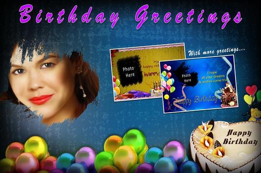 Birthday Greetings screenshot 8