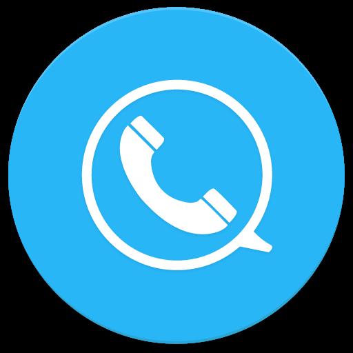 SkyPhone - Free Calls أيقونة