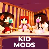Kid Mod for Minecraft on 9Apps