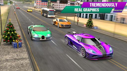 Crazy Car Traffic Racing Games 2020: New Car Games screenshot 4