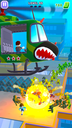 Helicopter Escape 3D screenshot 2