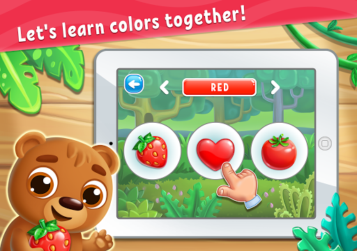 Colors for Kids, Toddlers, Babies - Learning Game screenshot 15