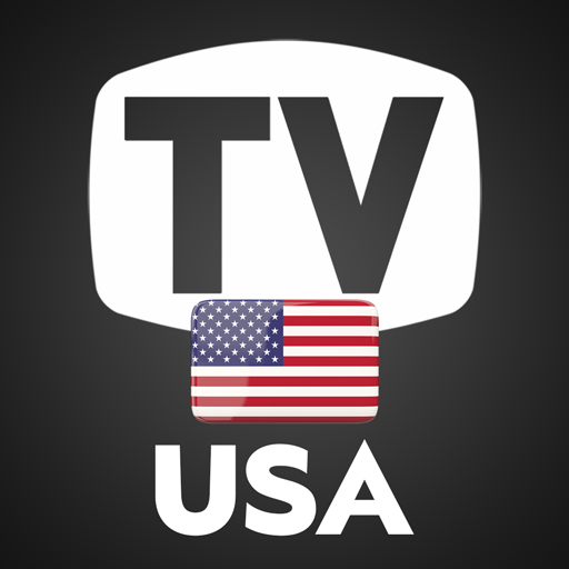 TV USA Free TV Listing Guide أيقونة