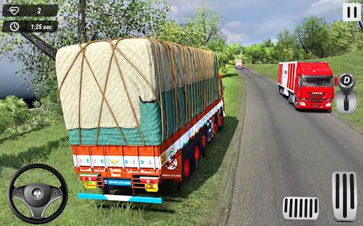 Indian Truck Offroad Cargo Drive Simulator 2 screenshot 2