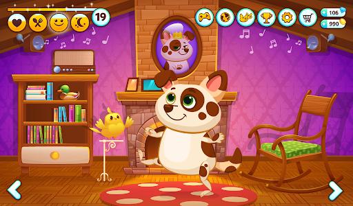 Duddu -حيواني الأليف الافتراضي 9 تصوير الشاشة