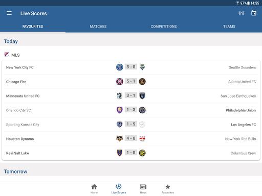FIFA - Tournaments, Soccer News & Live Scores screenshot 8