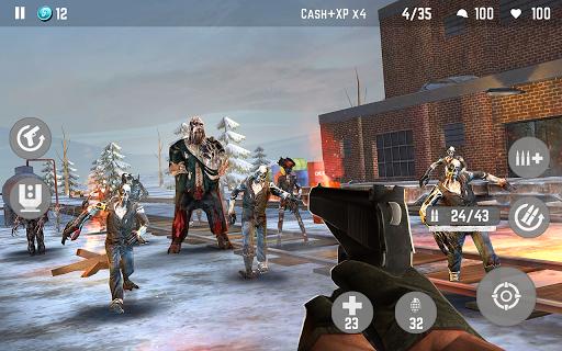 ZOMBIE Beyond Terror: FPS Survival Shooting Games screenshot 5