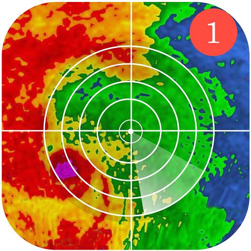 Weather Radar App—Weather Live Maps, Storm Tracker icon