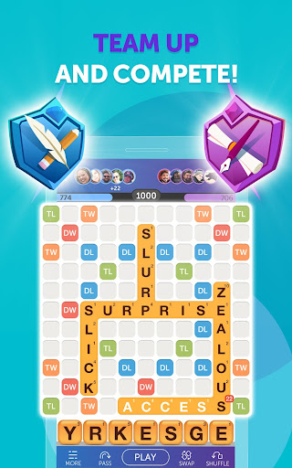 Words with Friends: Play Fun Word Puzzle Games screenshot 4