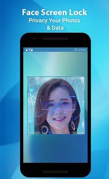 Face Screen Lock screenshot 1