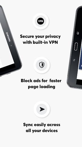 Opera Browser: Fast & Private screenshot 16