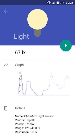 Sensor Sense Toolbox screenshot 2