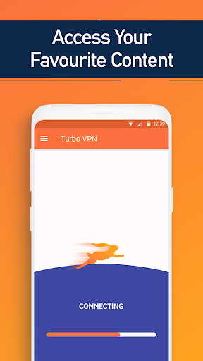 Turbo VPN- Free VPN Proxy Server & Secure Service screenshot 4
